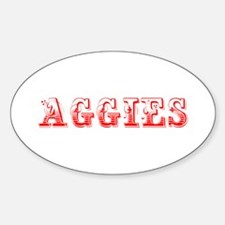 Aggies-Max red 400 Decal