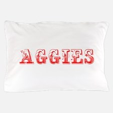 Aggies-Max red 400 Pillow Case