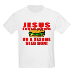 Jesus Loves Animals T-Shirt