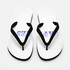 apaches-Max blue 400 Flip Flops
