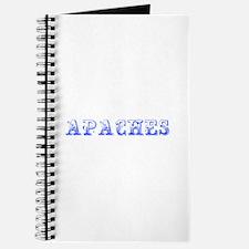 apaches-Max blue 400 Journal