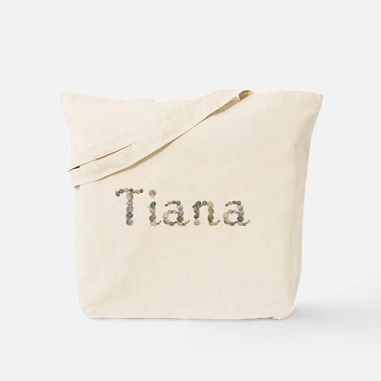 Tiana Seashells Tote Bag