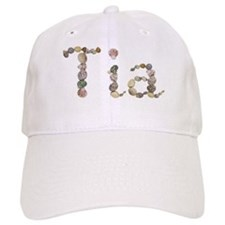 Tia Seashells Baseball Baseball Cap