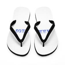 Armadillos-Max blue 400 Flip Flops
