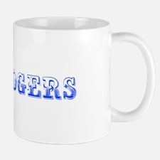 Badgers-Max blue 400 Mugs