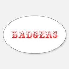 Badgers-Max red 400 Decal