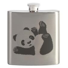 Baby Panda Flask