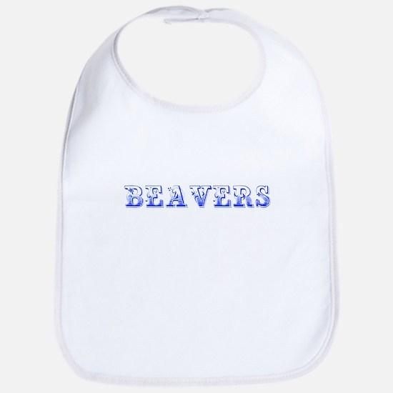 Beavers-Max blue 400 Bib