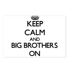 Keep Calm and Big Brother Postcards (Package of 8)