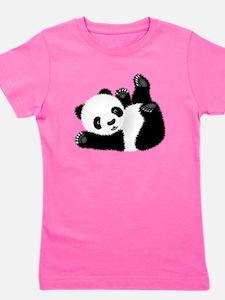 Baby Panda Girl's Tee