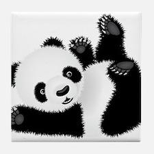 Baby Panda Tile Coaster