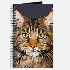 Majestic Cat Journal