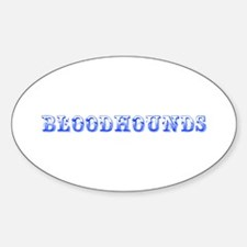 Bloodhounds-Max blue 400 Decal