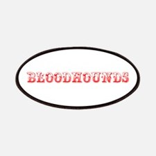 Bloodhounds-Max red 400 Patch