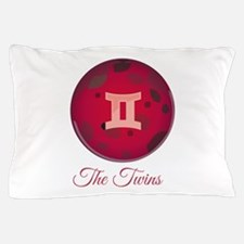 The Twins Pillow Case