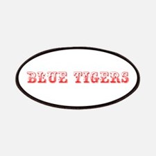 Blue Tigers-Max red 400 Patch