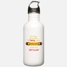 4-flashinglights.png Water Bottle