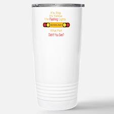 4-flashinglights.png Travel Mug