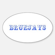 Bluejays-Max blue 400 Decal