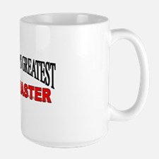 """The World's Greatest Postmaster"" Large Mug"