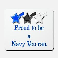 Navy Vet Mousepad
