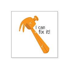 I Can Fix It! Sticker