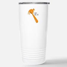 I Can Fix It! Travel Mug