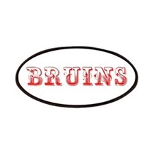 Bruins-Max red 400 Patch