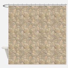 Tiles Shower Curtain