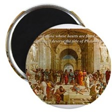 Free Art Gallery Magnet