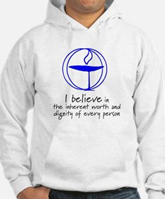 Inherent worth and dignity Hoodie