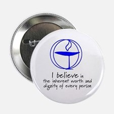Inherent worth and dignity Button