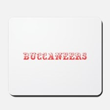 Buccaneers-Max red 400 Mousepad