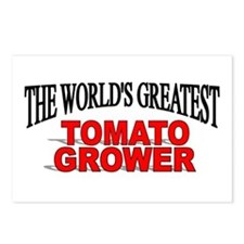 """""""The World's Greatest Tomato Grower"""" Postcards (Pa"""