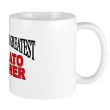 """The World's Greatest Tomato Grower"" Small Mug"