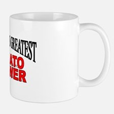 """The World's Greatest Tomato Grower"" Small Small Mug"