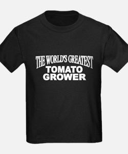 """The World's Greatest Tomato Grower"" T"