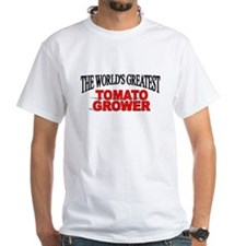 """The World's Greatest Tomato Grower"" Shirt"