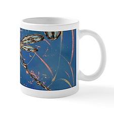 Dragonfly Flit Blues Mugs