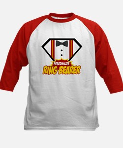 Ring Bearer Superhero Tee