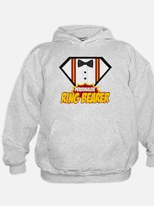 Ring Bearer Superhero Hoodie