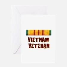VIETNAM VET Greeting Cards