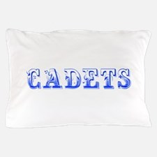 Cadets-Max blue 400 Pillow Case