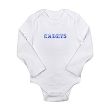 Cadets-Max blue 400 Body Suit