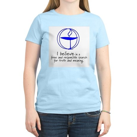Truth and meaning Women's Light T-Shirt