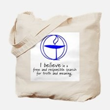 Truth and meaning Tote Bag