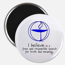 """Truth and meaning 2.25"""" Magnet (10 pack)"""