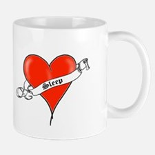 Heart of Sleep Mugs