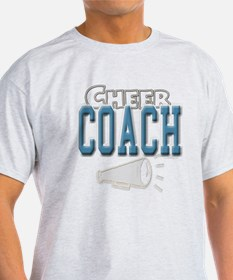 Cheer Coach turquoise T-Shirt