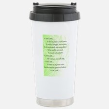 I Choose Travel Mug